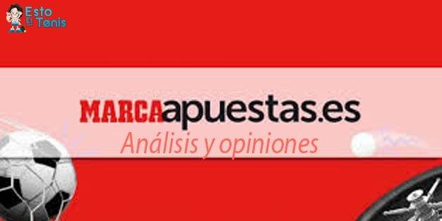 marca apuestas analisis y opiniones