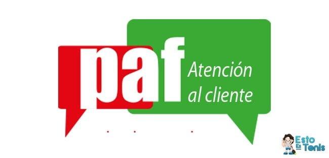 paf análisis y opiniones